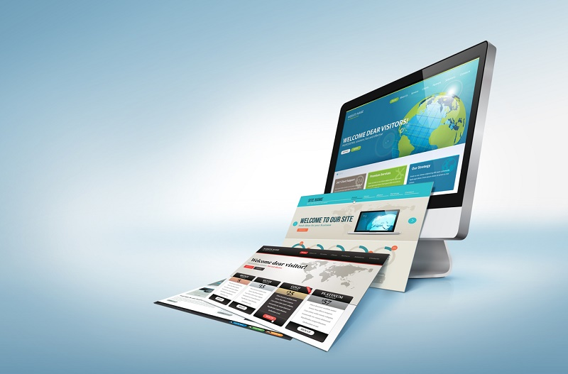Home Page Design for Lead Generation